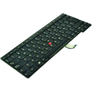 ThinkPad T440p Keyboard Non-Backlit Spanish