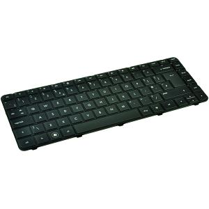 650 Notebook PC Keyboard (UK)