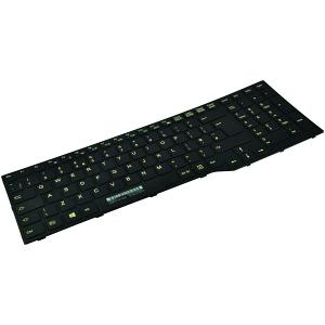 LifeBook A544 Keyboard UK