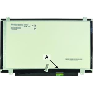 Producto compatible 2-Power para sustituir Pantalla N140BGE-L43 Acer