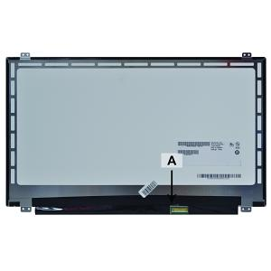 "TravelMate P256-M 15.6"" WXGA 1366x768 HD LED Matte"