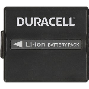Producto compatible Duracell DR9608 para sustituir Batería DR9607 Panasonic