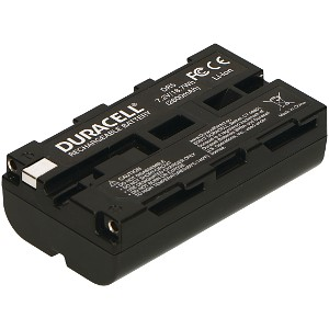 Producto compatible Duracell DR5 para sustituir Batería DR5RES Sony