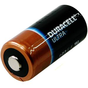 Producto compatible Duracell DL123 para sustituir Batería CR17345 Packard Bell