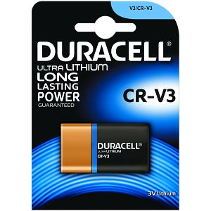 Producto compatible Duracell DLCR-V3 para sustituir Batería CR-V3 Panasonic