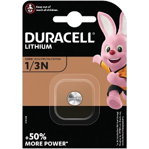 Producto compatible Duracell DL1/3N para sustituir Batería DL1/3N Ricoh