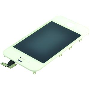 "iPhone 4S iPhone 4S Screen Assy 3.5"" (White)"