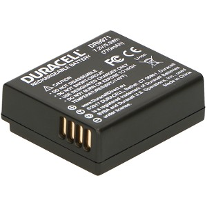 Producto compatible Duracell DR9971 para sustituir Batería DMW-BLE9 Panasonic