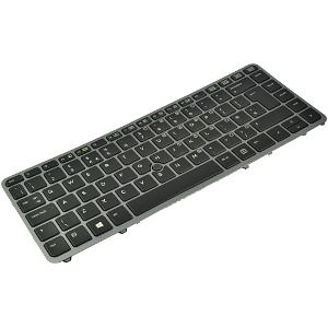 EliteBook750 G2 Backlit Keyboard with Pointer Stick (UK)