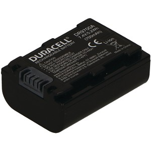 Producto compatible Duracell DR9700A para sustituir Batería NP-FH30 Sony