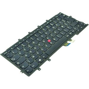 ThinkPad X240 Keyboard Non-Backlit French