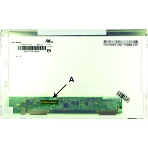 "Inspiron Mini 1012 10.1"" WSVGA 1024x600 LED Matte"