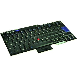 ThinkPad Z61p Keyboard - UK