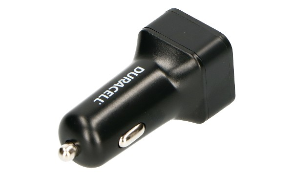 In Car 3.4A shared Dual USB Charger