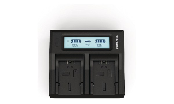 Lumix FZ8EF-S Panasonic CGA-S006 Dual Battery Charger