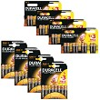 Paquete de 64 pilas Duracell Plus Power AA & AAA
